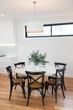 Love this feature light over the warmth of the blackbutt flooring