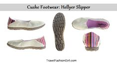 Are these the Best Walking Shoes for Travel? CUSHE FOOTWEAR #travel #fashion via TravelFashionGirl.com