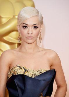 La alfombra roja de #Oscars2015 - Rita Ora