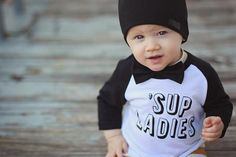 Sup Ladies Raglan