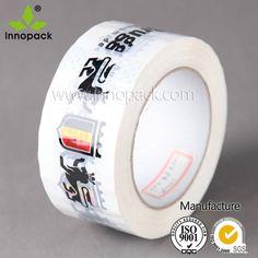 Manufacturer Colorful Custom words Printed Tape LOGO printed tape