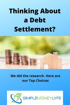 We did the research, here are the best debt settlement companies (for Debt settlement is a great opportunity if you are struggling with paying off your debt. Find out what we like and don't like about debt settlement. National Debt Relief, Money Today, Managing Your Money, Debt Free, Money Matters, Finance Tips, Money Tips, Personal Finance, Banks