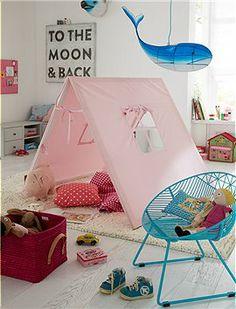 Spielzelt Super Zelt zum spielen für kleine Prinzessinnen und Ihre Ritter. Nach…