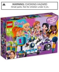 Buy LEGO Friends 41346 Friendship Box from our Construction Toys range at John Lewis & Partners. Lego Friends Sets, Best Friends, Light Brick, Shop Lego, Emma Style, Box Building, Friend Friendship, Lego Pieces, Mens Gift Sets