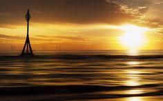 20 Beautiful Sunshine Photos from Worldwide– Pics) Sunset Photography, Background For Photography, Background Images, Amazing Sunsets, Beautiful Sunset, Crosby Beach, Sunshine Photos, Sunset Wallpaper, Wallpaper Backgrounds