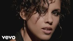 HE ALWAYS HATED THIS SONG, BECAUSE I SANG IT WITH POWER.  NOW, I LIVE BY IT Alicia Keys - Brand New Me