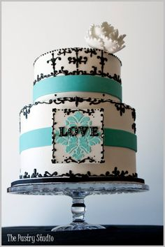 The Pastry Studio » Couture Wedding Cakes, Dessert Bars, Cupcakes and Gourmet Cookies » page 8