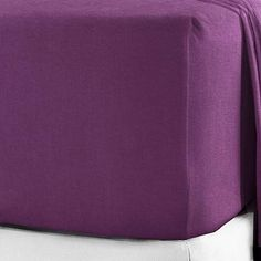 """100% Brushed Cotton Soft Flannelette 25CM/10"""" Fitted Sheets 12 Colours (double, Purple) Home And Garden, Fitted Sheets, Colours, Ebay, Things To Sell, Purple, Cotton, Furniture, Home Furnishings"""
