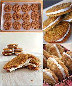 Proste szybkie owsiane ciasteczka ♥♥♥ OMNOMNOM ! ! !