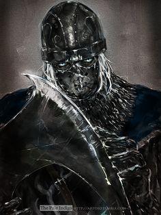 Bought Dark Souls II Scholar of the First Sin.the Wanderer. Fantasy Armor, Dark Fantasy Art, Dark Art, Dark Souls 4, Demon's Souls, Fantasy Character Design, Character Art, Character Concept, Fantasy Inspiration