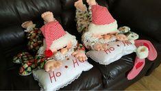 Ugg Boots, Baby Car Seats, Children, Christmas Cushions, Christmas Ornaments, Felting, Xmas, Noel, Young Children