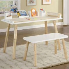 Activity table for CPS interview room.