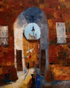 Justyna Kopania | Polish Knife painter | Tutt'Art@ | Pittura * Scultura * Poesia * Musica |