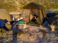 Camping! Columbine Nature Reserve. Eco-friendly. Tieties Bay, Paternoster