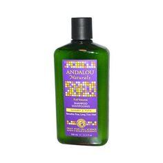 Andalou Naturals Full Volume Lavender & Biotin Shampoo (1x11.5 Oz)