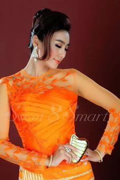 Myanmar Traditional Dress Hello Madam Catalogue