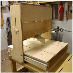 Clever Homemade 3D Router TablemanualCNC_3