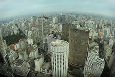 sao paulo skyline best view - Google zoeken Le Corbusier, Sao Paulo Brazil, Big Ben, New York Skyline, Explore, Building, Travel, Google, Sao Paulo