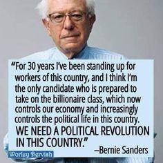 Love Bernie!