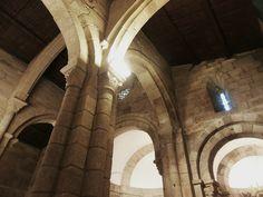 1000 Lugares en Galicia: Monasterio de San Salvador de Bergondo (II). La Ig...