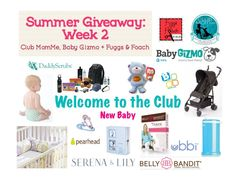 Giveaway from @Baby Gizmo