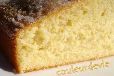 Gâteau extra-moelleux à la fleur d'oranger – Couleurdevie