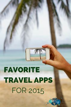 Favorite Travel Apps-Kids Are A Trip