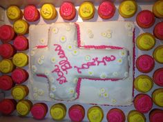 158 Best Confirmation Cakes images in 2013 | Confirmation