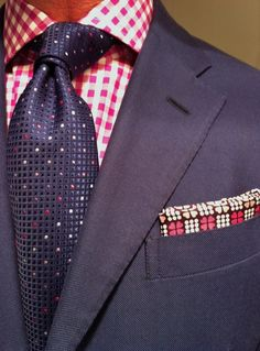 Dapper And The colors go really Well together...