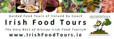 ie - Culinary Tours of Ireland - Irish Food Tourism: Irish Food Tours Map Irish Recipes, Food Gifts, Ireland, Tourism, Artisan, Vegetables, My Favorite Things, Posts, Turismo