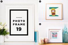 Coleção de Mockup: Moldura de Foto - APLICAÇÕES APOIADAS  Adobe Photoshop  TIPOS DE ARQUIVO  PSD  ESPAÇO COLORIDO  RGB  ORIENTAÇÃO  Pontos por polegada (DPI)  300 - IA Produtos