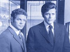 Jack Lord and James MacArthur...you guys were the best! Thanks for starting it all.#Repin By:Pinterest++ for iPad#