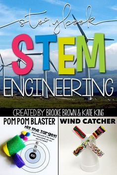 Engineering STEM Challenges, Language Arts Components, and Science Activities to match favorite picture books | Elementary STEM Activities