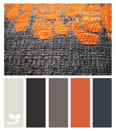 grey/white/orange