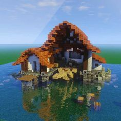 minecraft building ideas Post with 0 votes and 8305 views. My growing town needed some market stalls Villa Minecraft, Minecraft Hack, Architecture Minecraft, Casa Medieval Minecraft, Cute Minecraft Houses, Minecraft Structures, Minecraft Houses Survival, Minecraft Room, Minecraft City