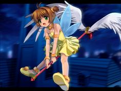 Anime Releases, Character Birthdays and Japanese Holidays: Week 5 of March Week 1 of April 2015 - AnimeFanatika Cardcaptor Sakura, Anime Release, The Kingdom Of Magic, Space Pirate, Clear Card, Anime Manga, Images, Fan Art, Japanese