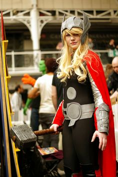 Female Thor Armor Help - What material to use? - Cosplay.com