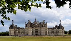 A royal retreat: the Château de Chambord on the Loire por Fotopedia Editorial Team
