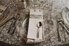 Photography: J. Cogliandro #table #wedding #setting #inspiration