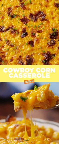 This Cowboy Corn Casserole is about to become your summer staple. Get the recipe from Delish.com.