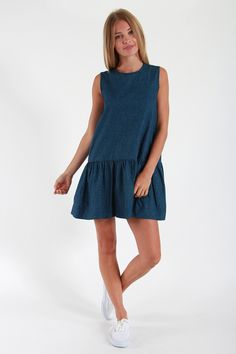 Huffer Polly Dress - Dresses | North Beach