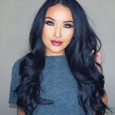 A soft smokey eye using Morphe brushes @amandaensing @amandaensing  is a total vixen. If you're looking for a YouTube channel to watch she's your #morphegirl