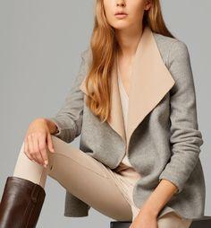 MASSIMO DUTTI WOMAN SHORT COAT (ZARA GROUP) | Ref. 6404/518 | LUXURY ITEM in Vêtements, accessoires, Femmes: vêtements, Manteaux, vestes | eBay