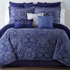 Eva Longoria Home Adana 4-pc. Comforter Set  found at @JCPenney