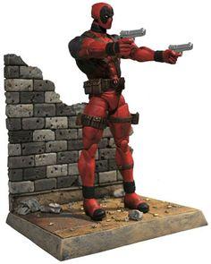 Marvel Select Figure - Deadpool