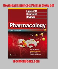 Lippincott Pharmacology pdf Review and Download Free