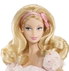 Happy 54th Birthday, Barbie - March 9, 2013. :-) (Birthday Wishes Barbie Doll - Collectible Barbie Dolls | Barbie Collector)