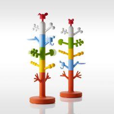 Magis Kinderkapstok Paradise Tree door Oiva Toikka