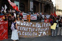 Segurança.com: Manifestação dos movimentos social e sindical marc...