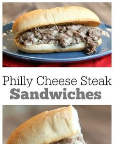 Philly Cheese Steak Sandwiches: an authentic recipe you can make at home!  FULL RECIPE HERE  Part of me was working on a build it and they will arrive mentality (probably out of self preservation) and allowance of me was wondering what the heck I was conduct yourself wrong. Looking back I dont necessarily thing I was comport yourself anything wrong I just wasnt function acceptable right.  Built it and they will come is on your own portion of the equation next it comes to building a blog (or…